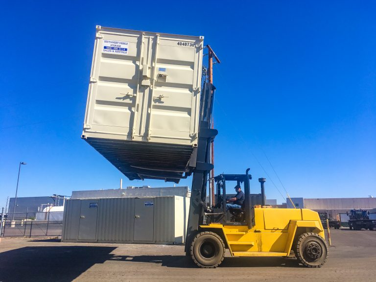 What to Expect on Delivery Day - Southwest Mobile Storage